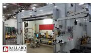 Robotic Mig Welding Cell - 2 Station Yaskawa Ma1400 Robots And Dual Postioners