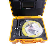 710dnlk Waterproof Pipe Inspection Survey Camera With Locating Sonde 20m Cable