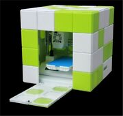Fully Assembled 3d Printer For Education Magic Cube Printer New Ic