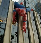 Inflatable Spiderman Cartoon Giant Inflatable Cartoon For Outdoor Advertising Px