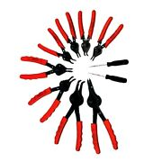 Circlip Plier Set Jmp For Retaining Rings 11 Pieces In A Handy Case