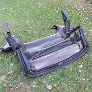 1969 1970 Mustang Cougar Converible Top Frame With Nos Fit 351 390 428 Moulding