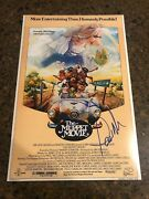 Paul Williams Signed Autographed 12x18 Photo Poster The Muppet Movie 1