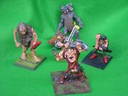 Warhammer And Adandd Giants Painted Multi-listing