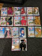 2000 Mcdonalds Ty Beanie Babies - Collection Of 10-new In Boxes Still