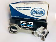 Cp Pistons Eagle Rods For Integra B18a1 B18b1 With B16a Vtec Head 81mm 9.01