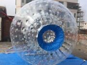 New Inflatable Zorb Ball 0.8mm Pvc Zorbing Ball For Relaxing Entertainment Vo