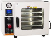 Ai Ul/csa Certified 0.9 Cf Vacuum Oven 5 Sided Heat And Sst Tubing