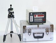 Portable Led Display Laser Dust Particle Counter With Printing Function Pm2.5 Zn