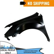 New Front Left Fender Fit Acura Mdx 2007-2013 Ac1240119