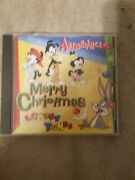 Merry Christmas - Animaniacs And Looney Tunes [cd 1999] Rare Oop