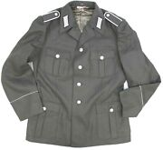 Genuine Ddr Nva East German Army Enlisted Soldiers Parade Dress Jacket