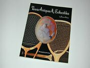 Tennis Antiques And Collectibles By Jeanne Cherry - 1995 - Paperback - Excellent