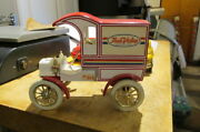 1987 Ertl 1905 Ford Delivery Car Bank True Value Scale 1/25