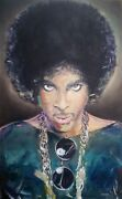 Dearly Beloved - Original Painting On Canvas By Artist William Iii