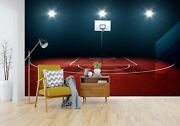 3d Street Basketball 7 Wall Paper Exclusive Mxy Wallpaper Mural Decal Indoor Wal