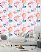 3d Hot Air Balloon 743 Wall Paper Exclusive Mxy Wallpaper Mural Decal Indoor Wal