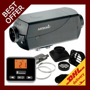 Espar Eberspacher Airtronic D4 Diesel 12v With Mounting Kit And Digital Controller