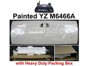Painted Yz M6466a Tailgate Handle Blk W/keyho For Super Duty F250 F350 1997-2007