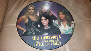 The Runaways Lita Ford Signed Autograph Picture Pic Vinyl Lp 2