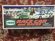 Hess Truck Race Car And Racer 2009 - New In Box