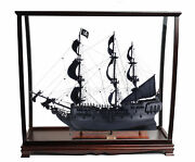 Display Case With Chris Craft Runabout