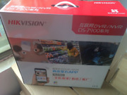 1pc New Hikvision Ds-7916n-k4/16p Network Hard Disk Host Nvr 16 Paths In Box