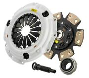 Clutch Masters For 01-05 Bmw M3 3.2 E46 6 Sp Fx400 Clutch Kit 6-puck Sprung Disc