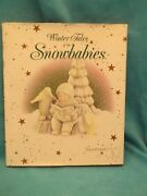 Dept. 56 Snowbabies Book-collection Of Winter Tales Of The Snowbabies