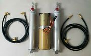 1959 1960 Chevrolet And Pontiac Convertible Motor Pump Hoses Cylinders New