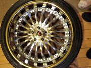 22 Inch Rims And Tires Used