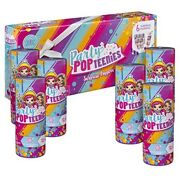 Party Popteenies – Party Pack – 6 Surprise Popper Bundle With Confetti, Coll