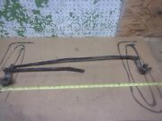 1969 El Camino Chevelle Wiper Transmission Linkage Arms 1968 Oem