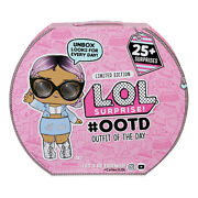 L.o.l. Surprise Advent Calendar Doll Limited Edition Holiday Ootd Outfit Day Lol
