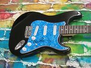 Alan Parsons The Beatles Autographed Signed Electric Guitar Lom Coa G468