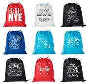 New Year's Eve Party Goody Bags, Table Top New Years Decorations, 2019 Gift Bags