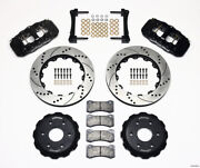 Wilwood Aero6 Front Truck Kit 14.25in Drilled 1999-2014 Gm Truck/suv 1500 - Wil1