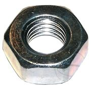 Hex Nut M4 Din934 Plated Steel Pack 28 Pcs