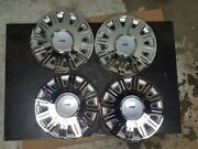 03 04 05 06 07 08 09 10 Set Of 4 Crown Victoria 16 Hubcaps Wheel Covers 7036