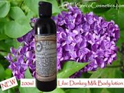 Wholesale - Lot Of 100 Pcs - Lilac Donkey Milk Face And Body Lotion 200ml
