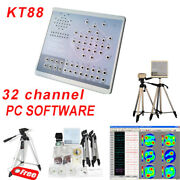 Digital Portable Eeg Machine And Mapping System 32-channel Eeg Ecg Pc Software