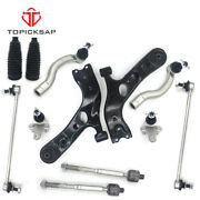 2006 - 2014 For Toyota Rav4 Front Lower Control Arm Sway Bar Ball Joint 12pc Kit