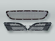Front Bumper Lower Grille Kit Fits 2009-2011 Bmw 3-series E90 E91