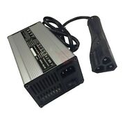 48 Volt Golf Cart Battery Charger Rxv Plug 48v 6a Charger For Ez Go Club Carstyl