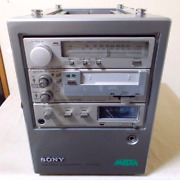 Brand New Sony Xf-3000 With Box Very Rare