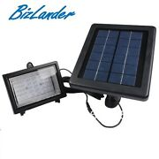 2w 30led Solar Flood Light For Home Garden Pathway Farm Camping Outdoor Ip65