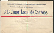 J 1940 Mexico Turns Of Editors Of Periodic Publications Local Post Administrat