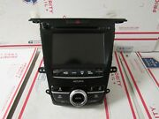 2015 2016 2017 2018 Acura Tlx Radio With Heater Ac Climate Controls