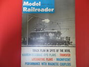 Model Railroader March 1964 Milw Rd Wood Rpo Prr Work Caboose Cand0 Locomotives