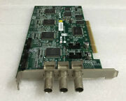 1pc Used Adlink Rtv24l Industrial Camera 3-channel Pci Image Acquisition Card